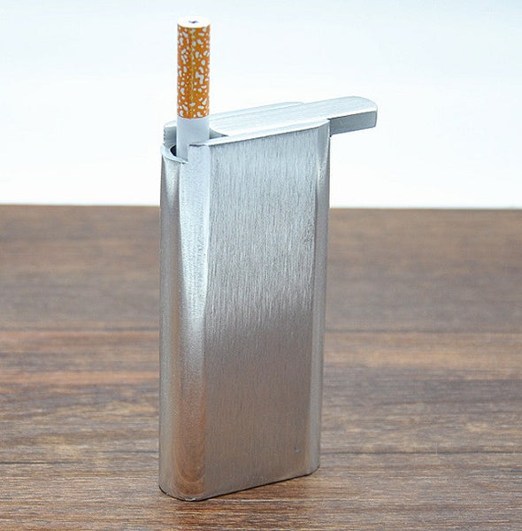 1-pcs  Metal Composite Cigarette Case and Box