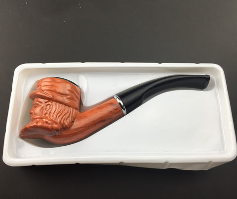Vintage Ènchase Smoking Pipe Tobacco Cigarettes Cigar Pipes Collectible