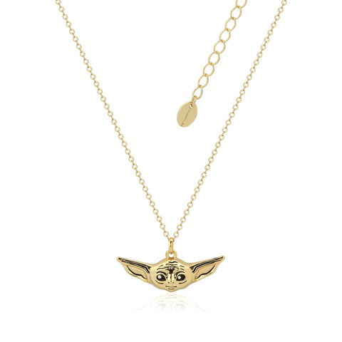 Star Wars The Mandalorian Baby Yoda The Child Necklace