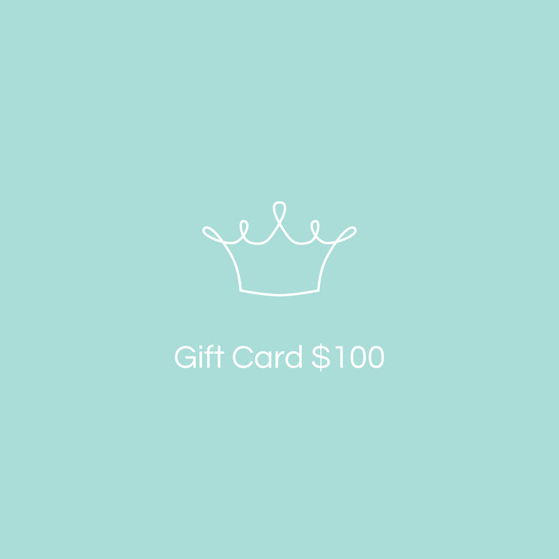 Couture Kingdom Gift Card $100 - Disney Jewellery