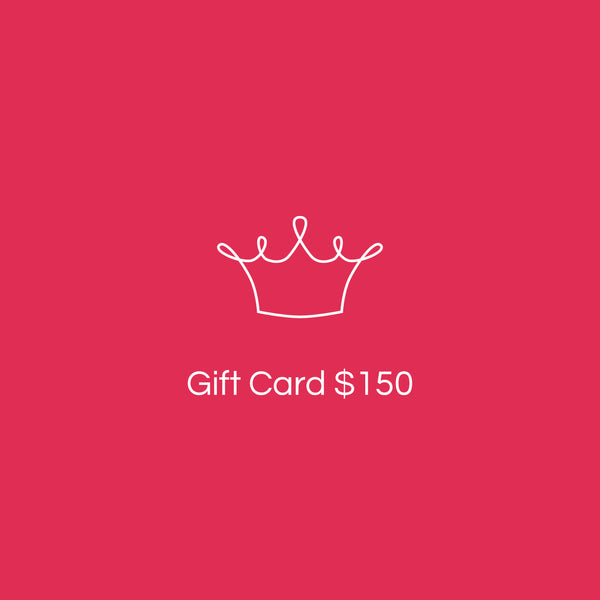 Couture Kingdom Gift Card $150 - Disney Jewellery