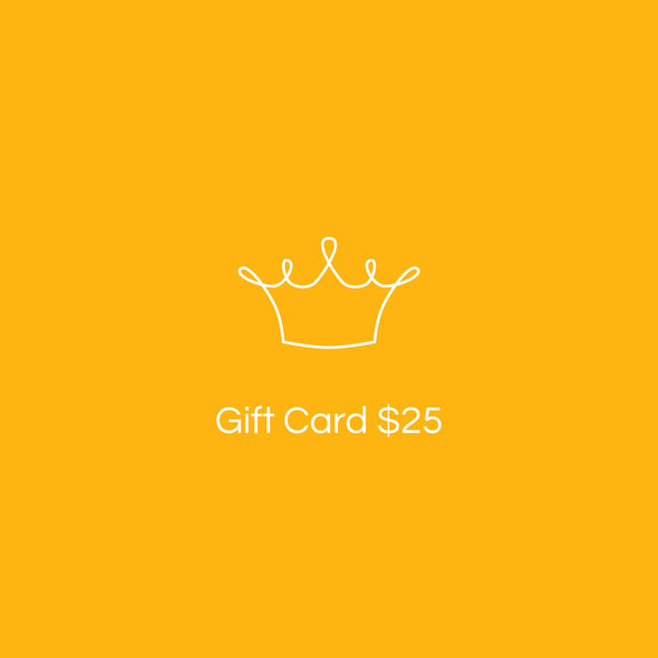 Couture Kingdom Gift Card $25 - Disney Jewellery