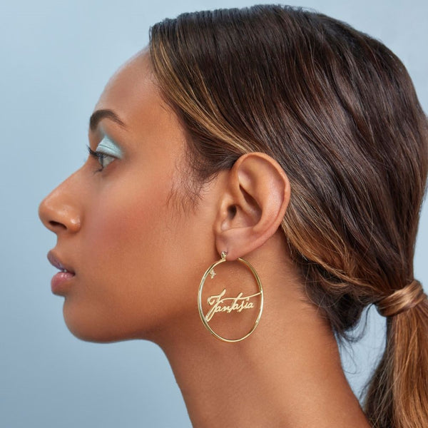 Couture_Kingdom_Fantasia_Hoop_Earrings_Yellow_Gold_On_Mode
