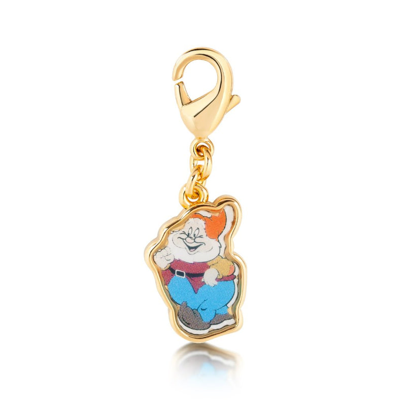 Disney Snow White Happy Dwarf Charm