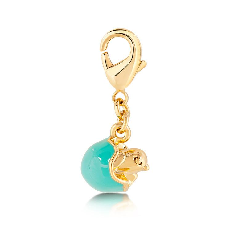 Disney Tinker Bell Bird Charm - Disney Jewellery