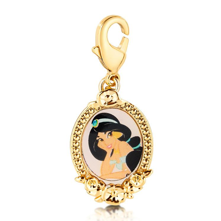Disney Aladdin Princess Jasmine Charm - Disney Jewellery