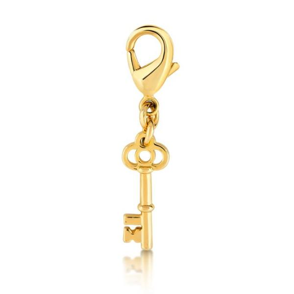 Disney Cinderella Key Charm - Disney Jewellery