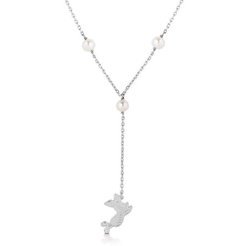 Disney Winnie The Pooh Outline Necklace Junior