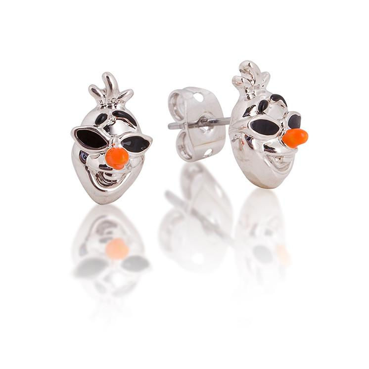 Disney Frozen Olaf Stud Earrings - Disney Jewellery