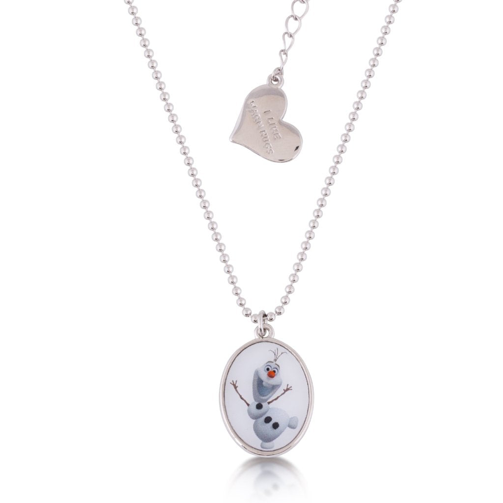 Disney Frozen Olaf Necklace - Disney Jewellery