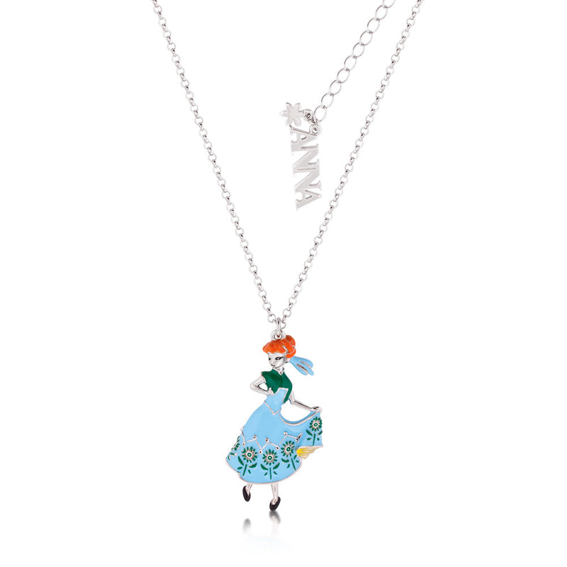 Disney Frozen Anna Necklace - Disney Jewellery