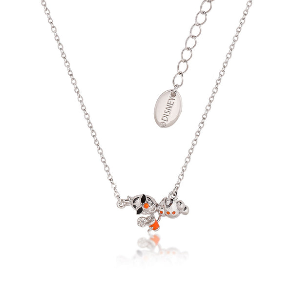 Kids Disney Frozen Olaf Necklace