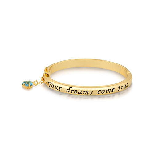 Junior Wish Upon A Star Bangle - Disney Couture Jewellery