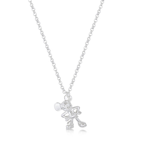 Mickey Mouse Necklace - Disney Jewellery