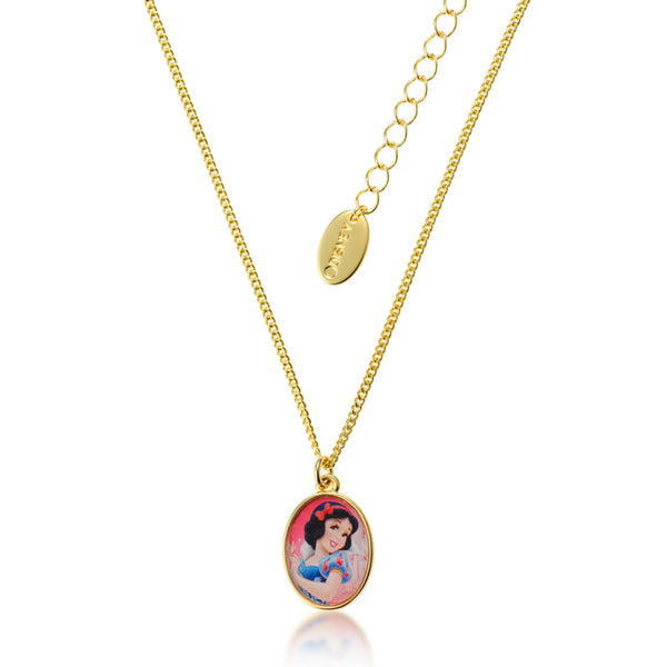 Kids Disney Princess Snow White Necklace