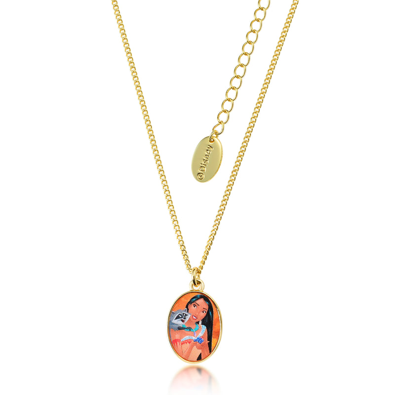 Kids Disney Princess Pocahontas Necklace