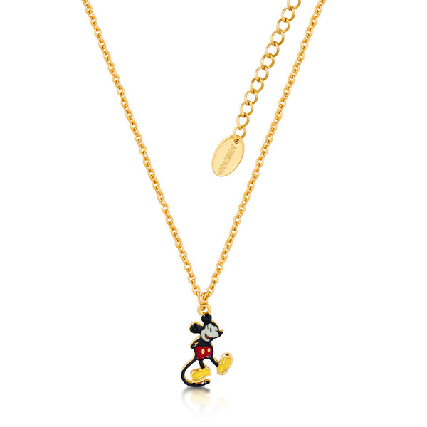 Kids Disney Mickey Mouse Necklace