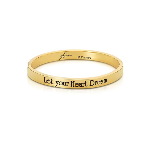 Disney Beauty and the Beast A Tale As Old as Time Bangle