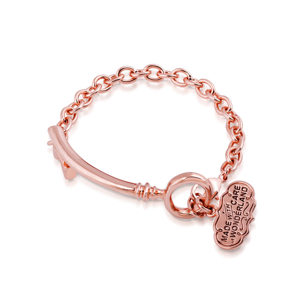 Disney Alice in Wonderland Key Bracelet - Disney Jewellery
