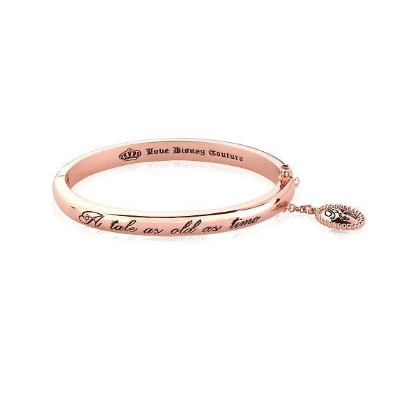 Disney Beauty and the Beast A Tale As Old as Time Bangle - Disney Jewellery