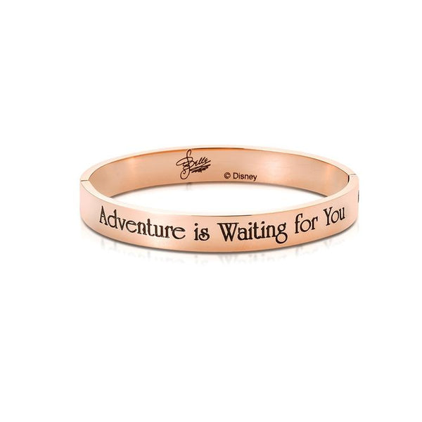 Disney Princess Beauty and the Beast Belle Bangle - Disney Jewellery