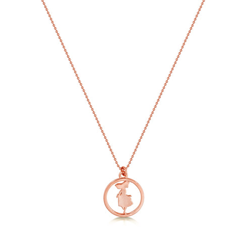 Disney Alice in Wonderland Signature Necklace - Disney Jewellery