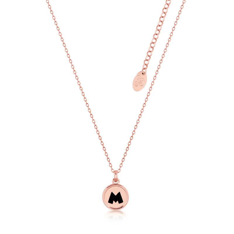 Disney Mickey Mouse Medallion Necklace - Disney Jewellery