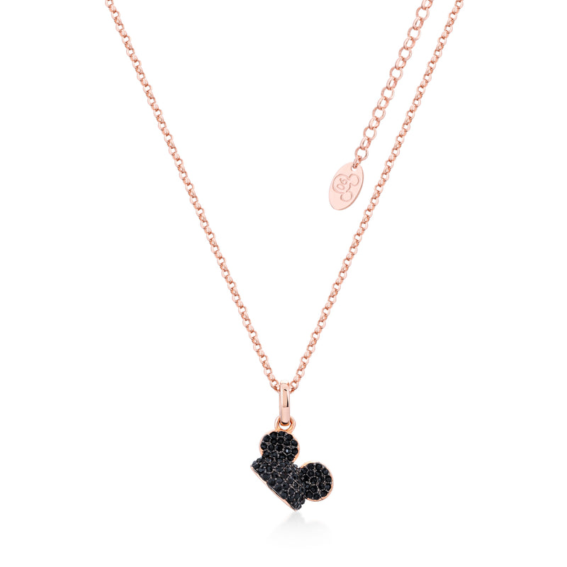Disney Mickey Mouse Ear Hat Necklace - Disney Jewellery