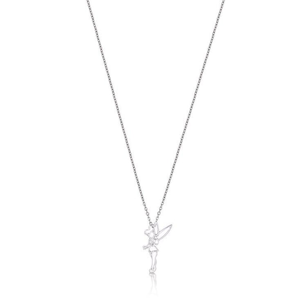 Junior Tinker Bell Outline Necklace - Disney Jewellery