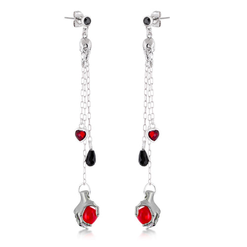 Disney Snow White Evil Queen Earrings