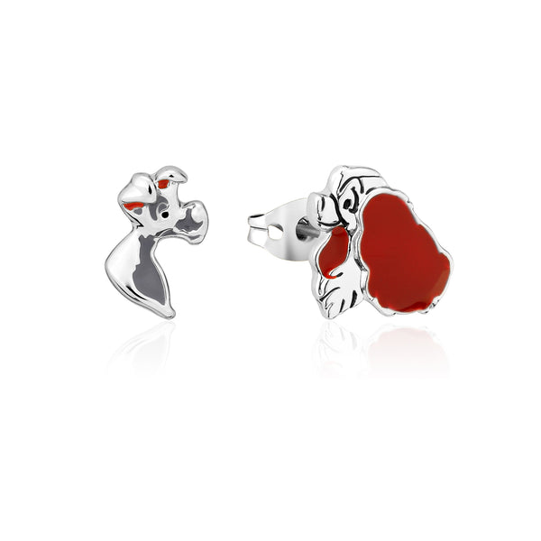 Disney Lady & the Tramp Stud Earrings