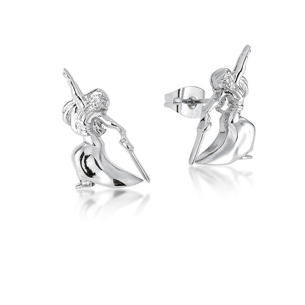 Disney Princess Mulan Stud Earrings - Disney Jewellery
