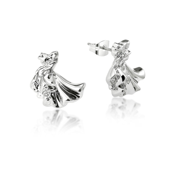 Disney Princess Sleeping Beauty Aurora Stud Earrings - Disney Jewellery