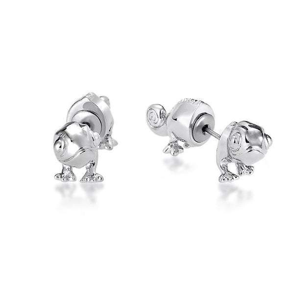 Disney Princess Tangled Pascal Stud Earrings - Disney Jewellery