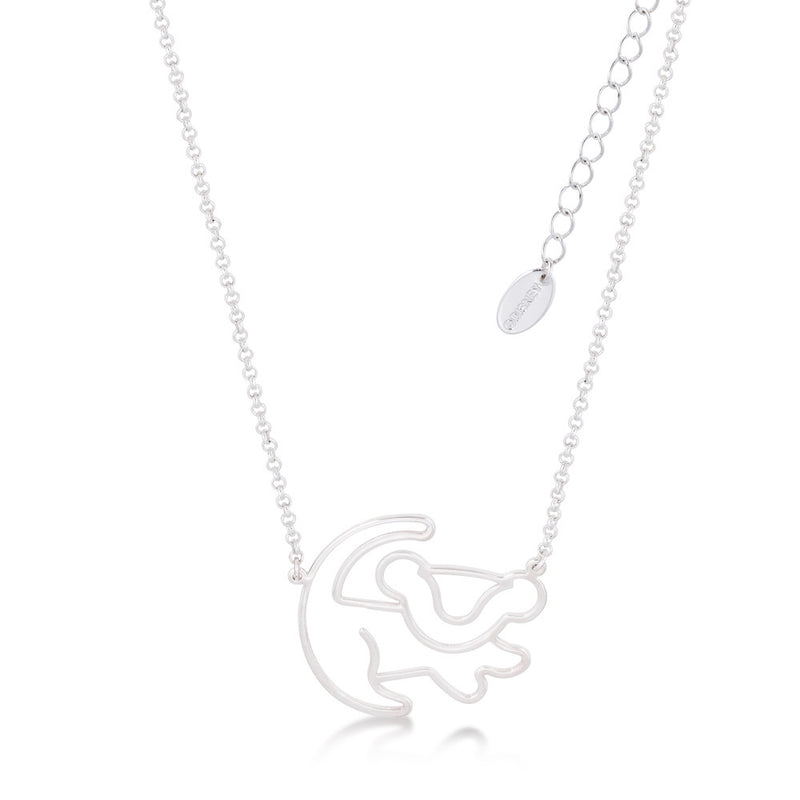 Disney The Lion King Simba Necklace