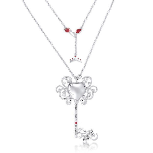 Disney Princess Snow White Key Necklace - Disney Jewellery
