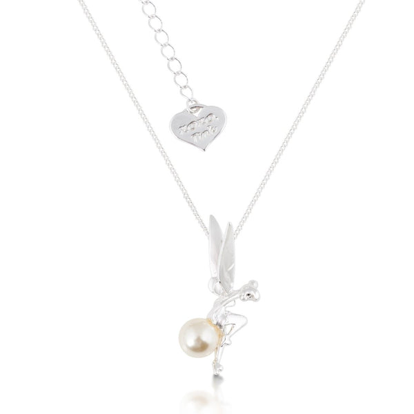 Disney Tinker Bell Pearl Necklace