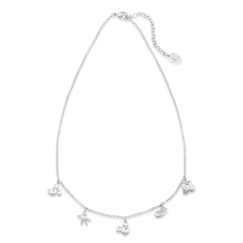 Disney Mickey Mouse Icon Charm Necklace - Disney Jewellery