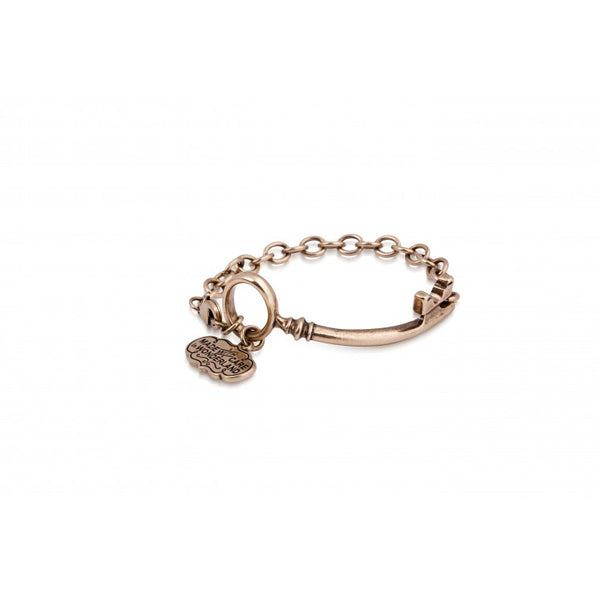 Disney Alice in Wonderland Key Bracelet