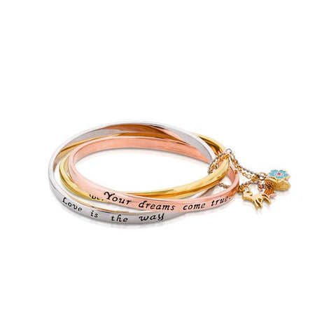Bambi Bangle Set - Disney Jewellery