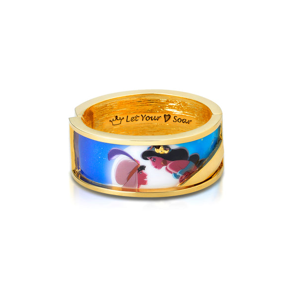 Disney Aladdin Princess Jasmine Bangle - Disney Jewellery
