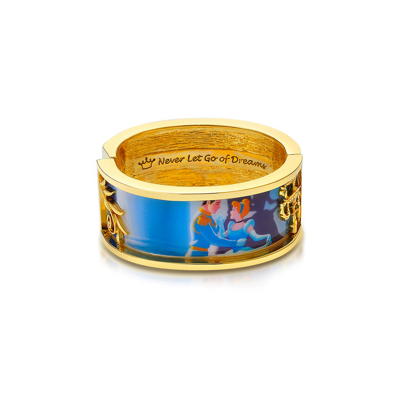 Disney Princess Cinderella Bangle - Disney Jewellery