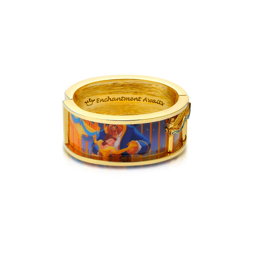 Disney-beauty-beast-princess-belle-bracelet-bangle