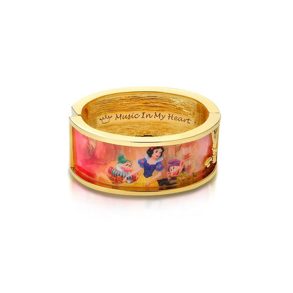 Disney Princess Snow White Bangle - Disney Jewellery