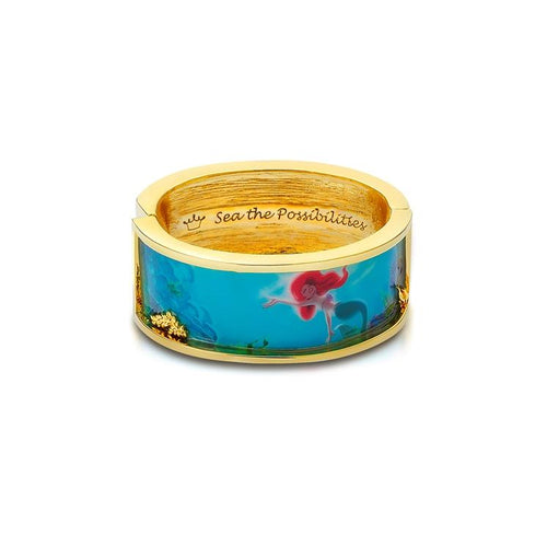 Disney-little-mermaid-princess-ariel-bracelet-bangle