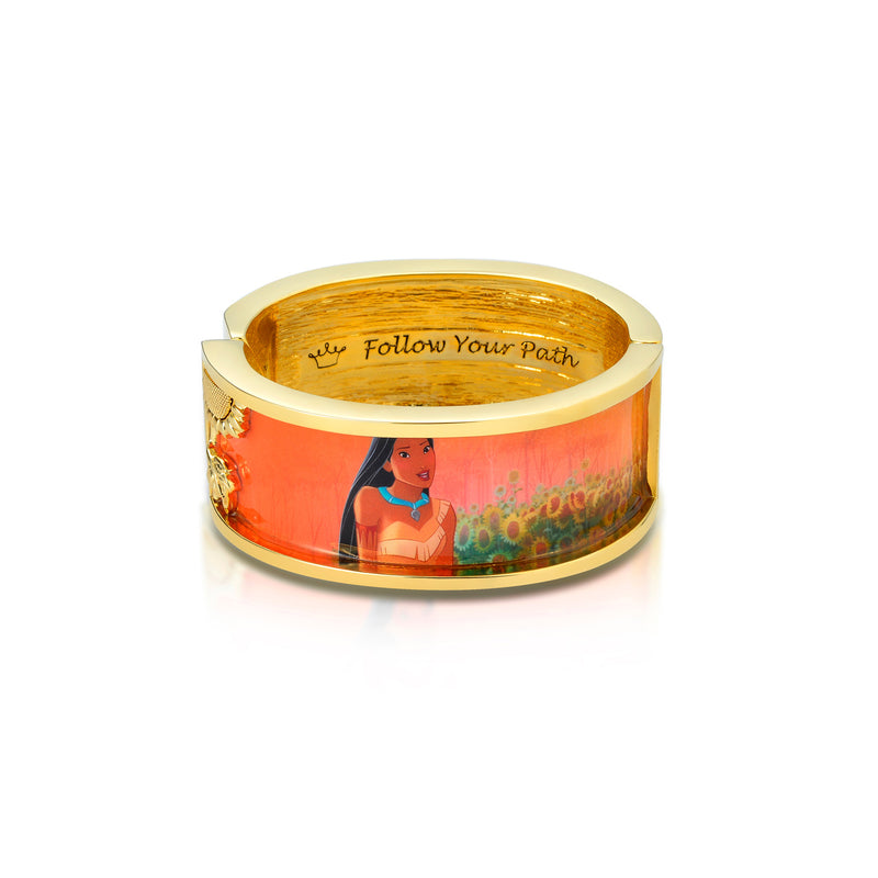 Disney Princess Pocahontas Bangle - Disney Jewellery