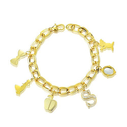 Disney Princess Snow White Charm Bracelet - Disney Jewellery