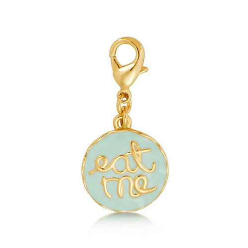 Disney Alice in Wonderland Eat Me Charm - Disney Jewellery