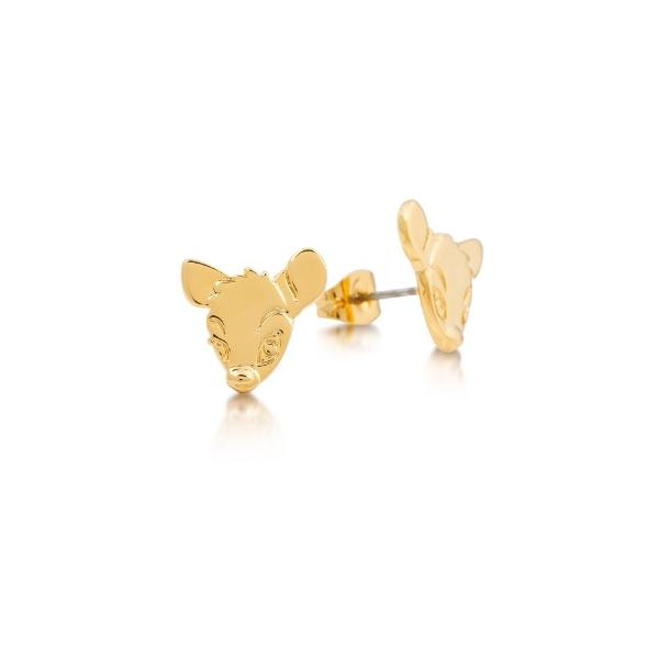 Disney Bambi Stud Earrings - Disney Jewellery