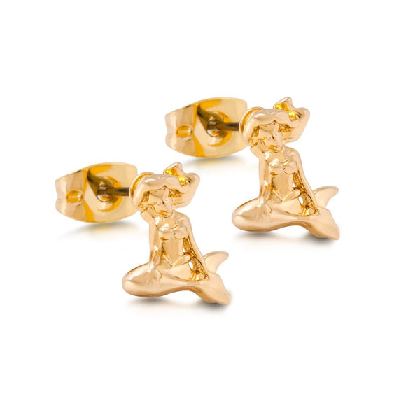 Disney The Little Mermaid Stud Earrings